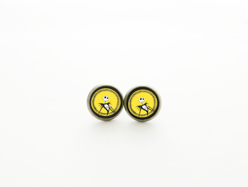 jack skellington earrings