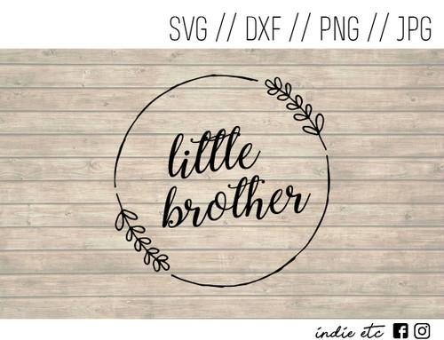 little brother digital art