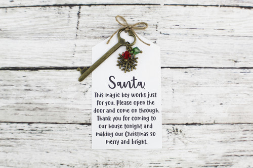 santa key