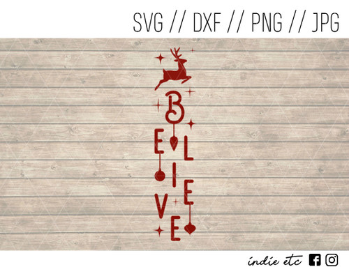 believe sign digital art