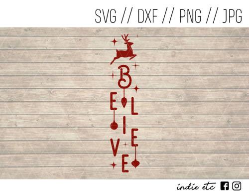 believe sign digital art