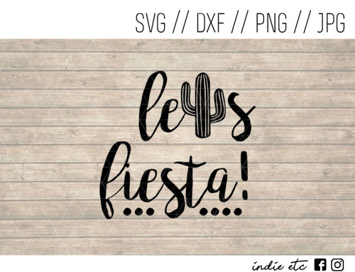let's fiesta digital art