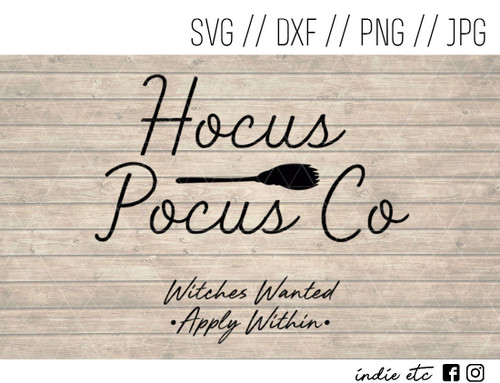 hocus pocus digital art