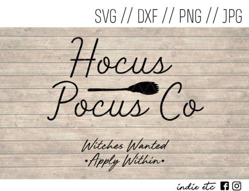 hocus pocus digital art