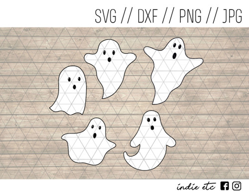 ghosts digital art