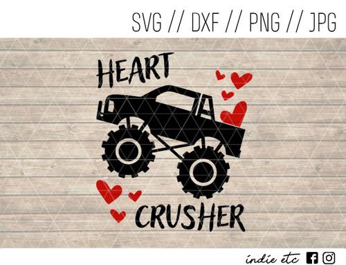 heart crusher digital art
