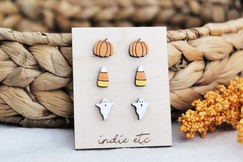 halloween earring set