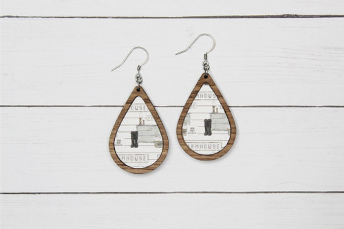 farmhouse earrings