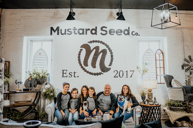Welcome to Mustard Seed Co!