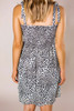 Leopard Tie Strap Dress