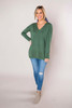 Green Soft Sweater