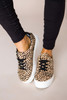 Leopard Stacked Sneakers
