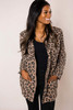 Leopard Light-Weight Jacket