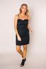 Black Pocket Mini Dress