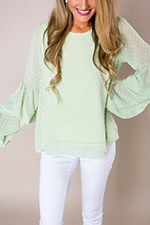 mint-ruffle-textured-blouse.jpg