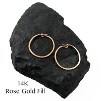 14K Rose Gold Fill