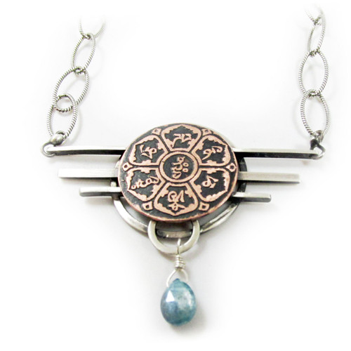 Om Mani Padme Hum Necklace