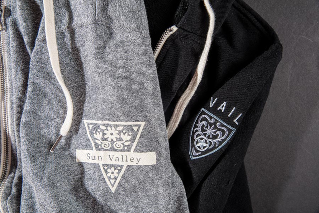 Double Diamond + Logo and Graphic Apparel