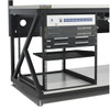 LAN Station Equipment Racking Unit