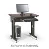 "Training Table / Classroom Desk 36"" W x 24"" D - African Mahogany"