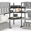 Performance Plus LAN Rack - CORNER
