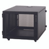 8U SOHO SMALL DESK TOP SERVER RACK CABINET WITH FRONT & REAR MESH DOORS