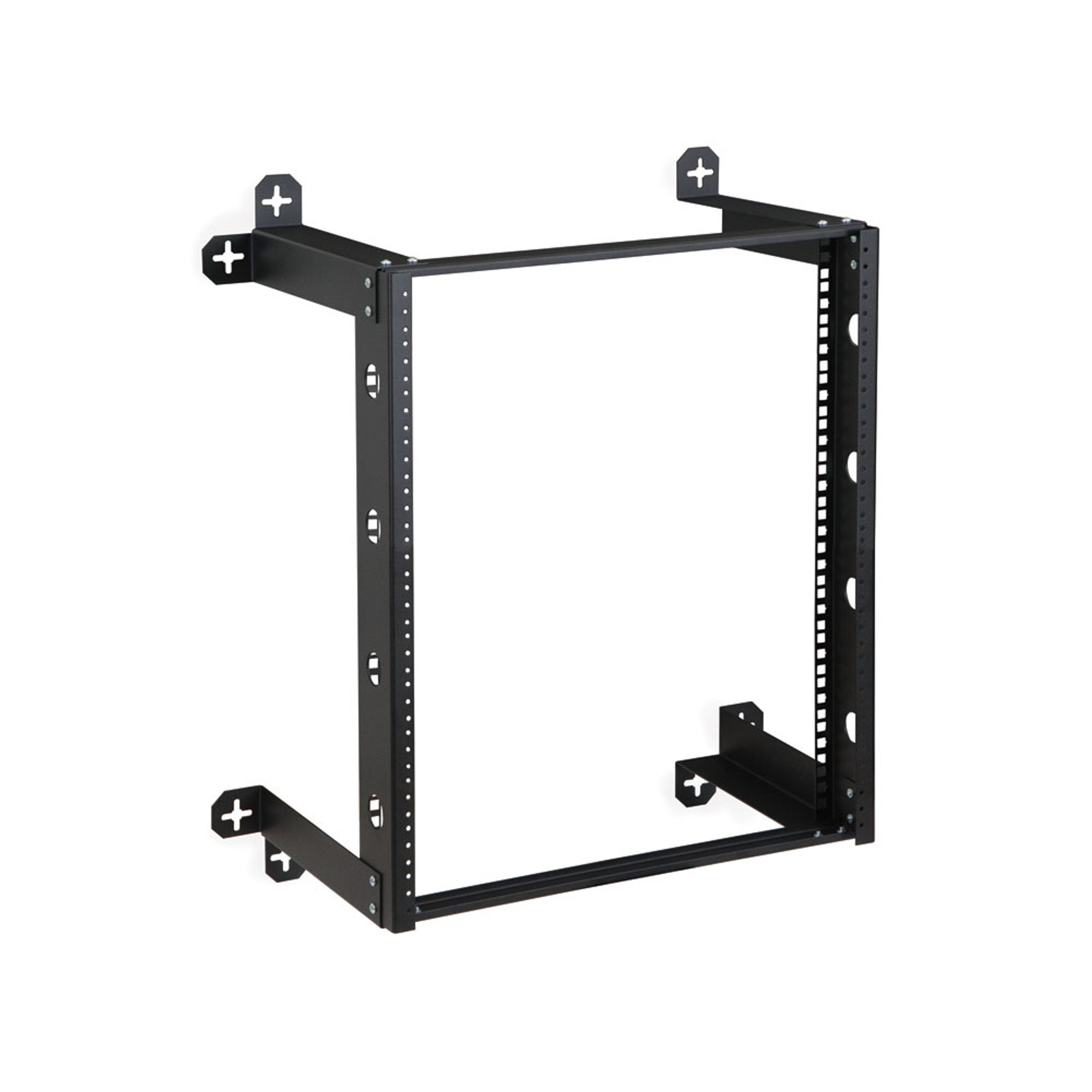 Open Frame Wall Mount Racks V Line Open Frame Wall Mount Racks Gaw Technologies
