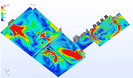 Data Center Optimization Assessments and CFD Modeling