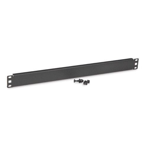 1U Flanged Filler Panels / Spacer Blank with Tooless Mounting Clips