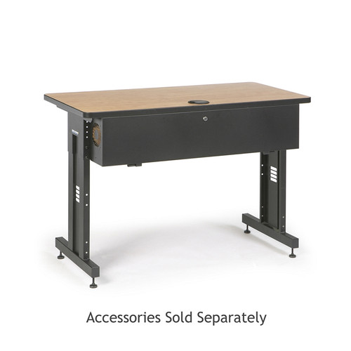 Training Table Cable Management Enclosure - 48""
