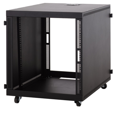 12U SOHO Server Cabinet - No Doors