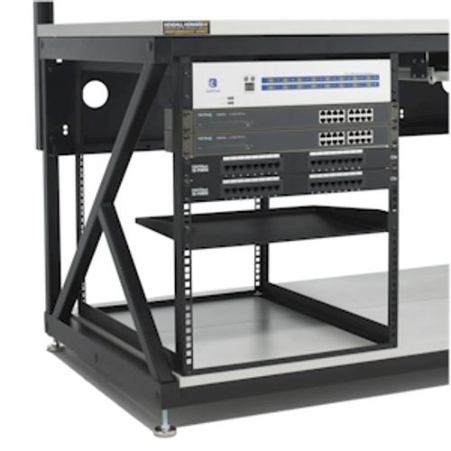 LAN Station Equipment Racking Unit