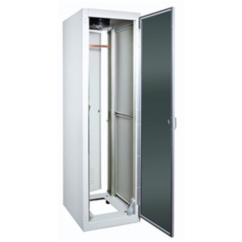 PICTURE SHOWN WITH OPTIONS, (front and rear door, copper ground bar and fan) OPTIONS SOLD SEPARATELY