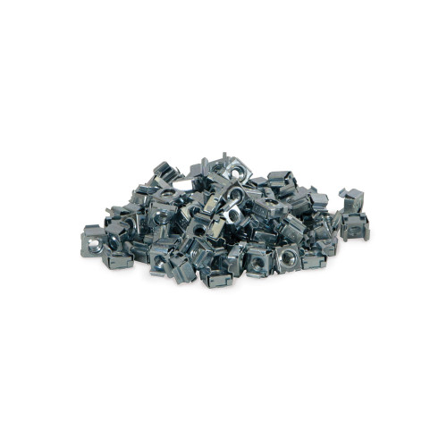 12-24 Cage Nuts - 100 Pack