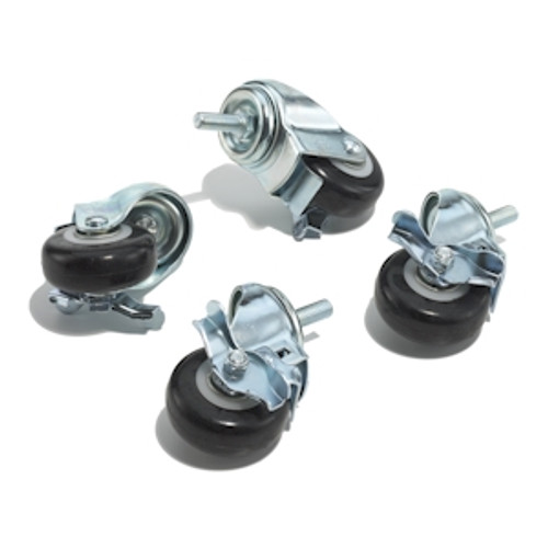 Performance One LAN Furniture Casters - Set of 4