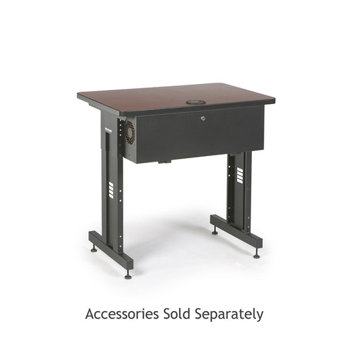Training Table Cable Management Enclosure - 36""