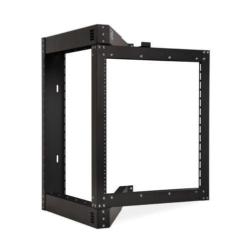 12U Phantom Class Open Frame Swing-Out Rack