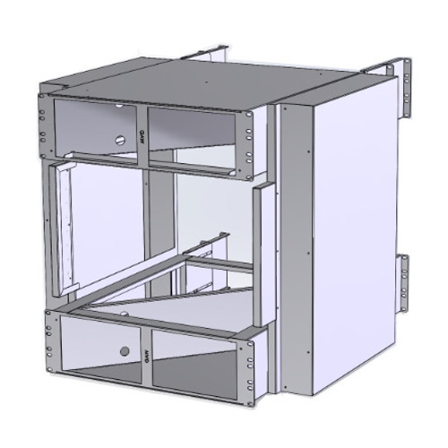 f5 VIPRION -4 AIR BAFFLE / AIR PLENUM for 4400 and 4480