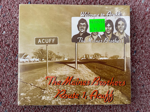 Maines Brothers - Route 1, Acuff