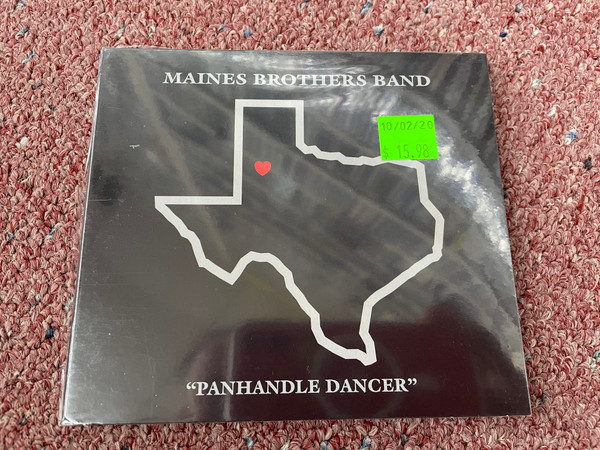 Maines Brothers - Panhandle Dancer