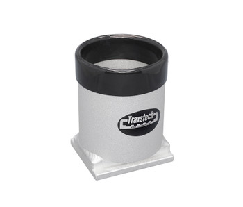 Part # BH-100 This beverage holder is made to mount on our Traxstech track system and provides extra space to keep your can or bottle safe and secure while out fishing. Slides into our Traxstech track system.