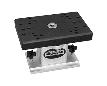 Traxstech Downrigger Swivel Base Mount Front - 3 inch (#SB-3)