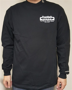 Traxstech Long Sleeve T-shirt, front, colors may vary.