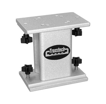 """DRBS-4 is a 4-1/2"""" Straight Riser for installing trolling bars to your boat."""
