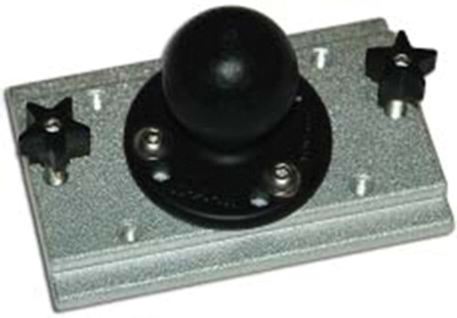 A-450 / Adapter Plate / Shown with a ball mount *Ball mount is not included*