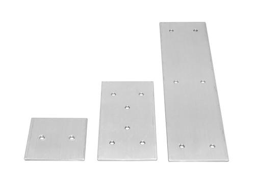 Aluminum Backer Plates (Various Sizes)