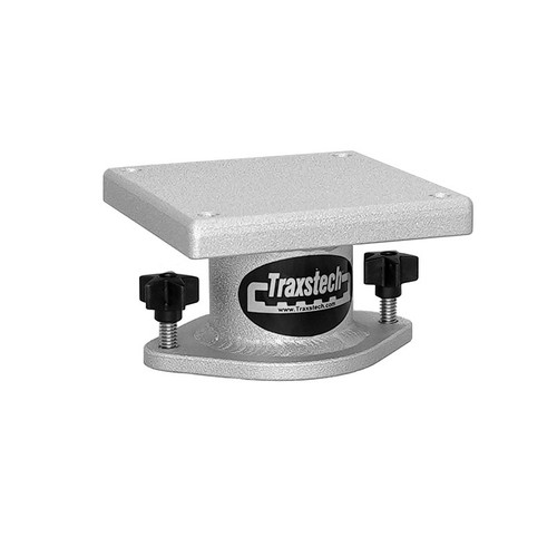"""If you own 4 x 4 pedestal mount holders they can now be fastened to our 3"""" tall adapter base."""