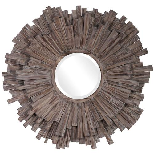 Vermundo Wood Mirror