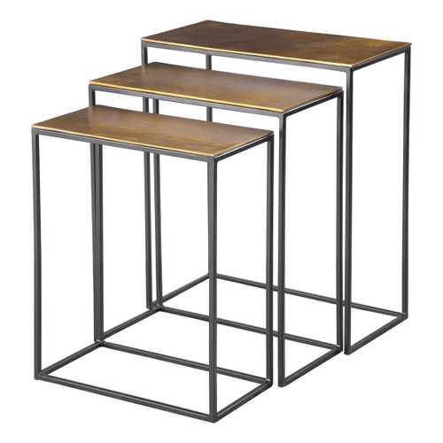 Cora Nesting Tables, Set of 3