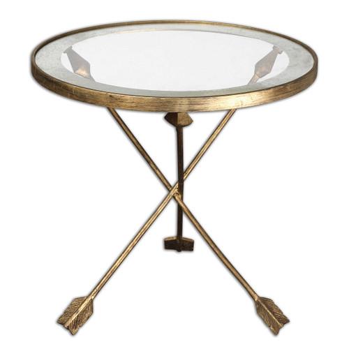 Arrow Accent Table